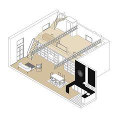 Galería - Loft Fábrica Grober / Meta-studio - 20