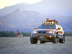 Volvo retires ipd's XC70R All Terrain to the Volvo Museum in Gothenburg