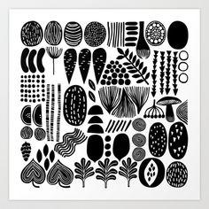 HARVESTING Art Print by Riku Ounaslehto - $17.68