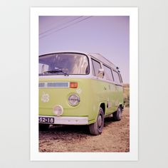 Let's go somewhere new Art Print by Hello Twiggs - $19.00