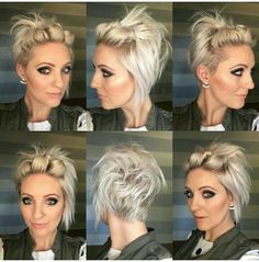 16 Best New Pixie/Short Hair 2018 images | Haircuts, Hair