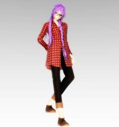 TDA Hipster Gakupo DL by Skary66