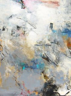 "Charlotte Foust, ""Vista,"" Acrylic on Canvas, 48×36"