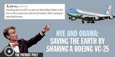 Meme: Bill Nye Carpools With Obama