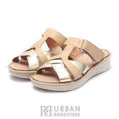 Sandals, Shoes, Fashion, Slide Sandals, Shoes Outlet, Fashion Styles, Shoe, Footwear, Sandal