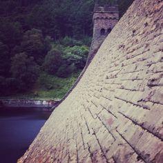 Derwent valley dam Derwent Valley, Building, Places, Travel, Viajes, Buildings, Destinations, Traveling, Trips