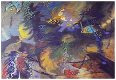 Image result for pintor colombiano carlos jacanamijoy paintings
