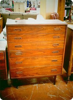 Lovely danish mid century modern furniture - a beauty!