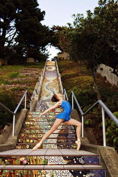 maybe weird but I like the stairs!!!