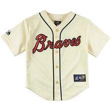 Atlanta Braves Infant Alternate Jersey