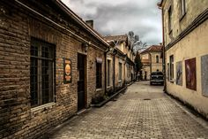 Wilno Old City, Lithuania, Cities, Architecture, Street, Arquitetura, Old Town, Architecture Design, Walkway