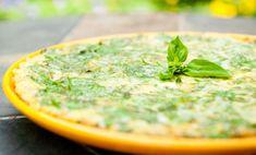 Frittata con pesto alla genovese, la ricetta perfetta da fare in pochi minuti! | Cambio cuoco