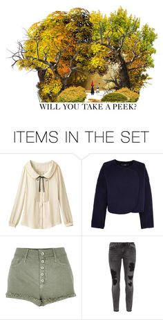 """""""Over the Garden Wall"""" by xxxmakeawish ❤ liked on Polyvore featuring art"""