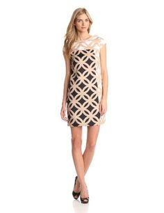 Gabby Skye Women's Color Block Roll Neck Shift Dress, Black, 6 Missy Gabby Skye,http://www.amazon.com/dp/B0091GQQS4/ref=cm_sw_r_pi_dp_0D6nrb0TQB9HQY18