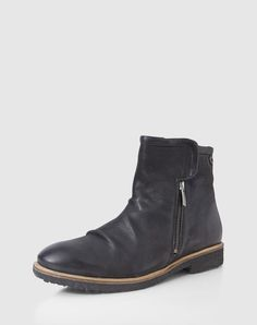 Nobrand Boots 'Armor'