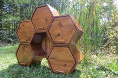 Hey, I found this really awesome Etsy listing at https://www.etsy.com/listing/251531690/honeycomb-dresser-or-storage-unit-six