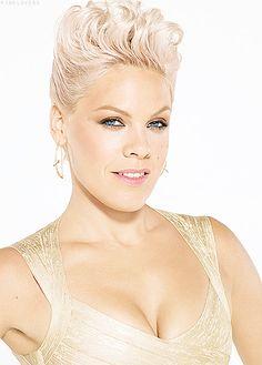 Pink! Alicia Moore