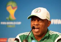 News as it Comes: The Super Eagles coach feels the official played a...
