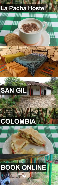 Hotel La Pacha Hostel in San Gil, Colombia. For more information, photos, reviews and best prices please follow the link. #Colombia #SanGil #LaPachaHostel #hotel #travel #vacation