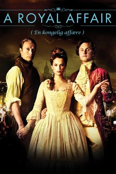 A Royal Affair movie. A Royal Affair - A young queen, who is married to an insane king (Christian VII of Denmark), falls secretly in love with her physician - and together they start a revolution that changes a nation forever. Based on 18th C historical events.