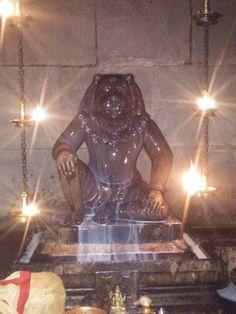 Om Namo Narasimha.