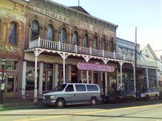 Virgina city, Nevada