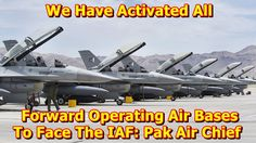 """Chief of the Air Staff, Air ChiefMarshal Sohail Aman said on Monday that Pakistan will give a """"befitting response"""" to any misadventure """"from the enemy"""".   #AIR Chief #china fc #Dunya Live #fc pakistan #fc1 #hal tejas #Imran Khan #isreal #j 10b #jf 17 #jf 17 block 2 #jf 17 block 3 #jf 17 latest news #jf 17 thunder #jf1 #lca tejas latest news #PAF #pakistan fighter plane #pakistani fighter #pakistani fighter jets #tejas aircraft latest news #tejas fighter plane performanc"""