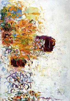Joan Mitchell - Sunflower III, 1969 | by Jan Lombardi