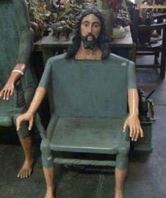 I wanna sit on #Jesus. I hear he was hung!
