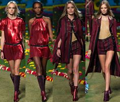 Tommy Hilfiger Spring 2015 RTW Collection at #NYFW