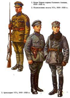 Ukrainian Infantry