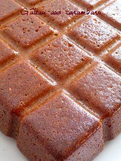Gâteau aux carambars http://www.mon-showcolat-mes-gourmandises.com/article-gateau-aux-carambars-85305342.html