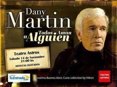 """REYNAZUL TU RADIO AMIGA... Y VIVA POR SIEMPRE...: """"Dany Martin"""" HOY!!!   Sábado 14 de Noviembre de 2..."""
