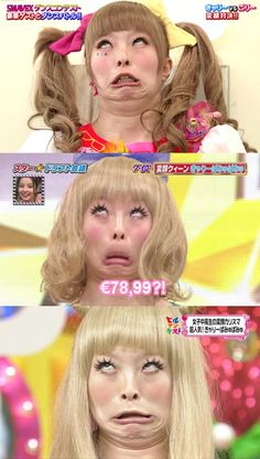 Concurso de japonesas guapas.