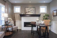 Den / Flex Room Aspen Wood, Flex Room, Den, Living Rooms, Woods, Home Decor, Lounges, Sitting Rooms, Forests