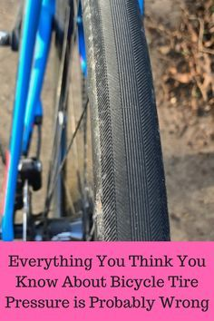 Ultimate Guide To Bicycle Tire Pressure Bicycle Tires Folding