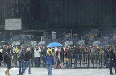 Les conditions météo ont empêché la tenue du concert de Johnny au MMArena vendredi soir