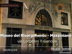 #INVASIONIDIGITALI 24/04/2013 ore 10:30 Invasore: Rossana Borroni