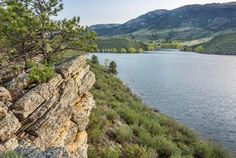 Top things to do in Fort Collins, Colorado include hiking, rafting, unique museums and great restaurants. Mountain Park, Rocky Mountain National Park, Arches National Park Hikes, National Parks, Secluded Cabin Rentals, River Rock Fireplaces, Colorado Hiking, Telluride Colorado, Natural Bridge