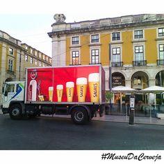Just a refill ??!! #museudacerveja #lisboa #portugal #lisbon #museu #lisbonne #museudacerveja #lisboa #portugal #beermuseum #gastronomy #love #visitlisboa #visitlisbon #visitportugal #loveportugal #tradicional #beer #museum #tipsguidelisboa #beer #sagres