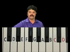 Keyboard tutorial by vijay (+playlist)