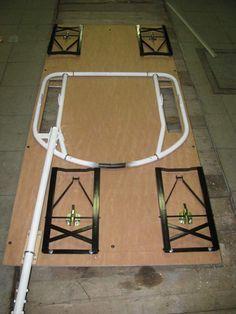 dies wird mein fahrradcamper wohnwagen zeltcaravan f r. Black Bedroom Furniture Sets. Home Design Ideas