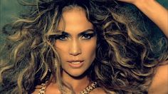 Jlo's hair on I'm into you video.