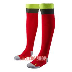 2016 2017 Season Custom Best Belgium Home Red Soccer Socks Cotton Top Quality Soccer Socks, Belgium, Youth, Adidas, Cotton, Red, Shopping, Tops, Fashion