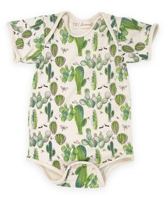 Mud Pie Wild West Horse Cactus Dress