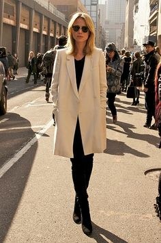 Elin Kling is minimalist chic at Ralph Lauren