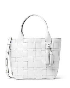 f02c893dc8c6 Michael Kors Hamilton Padlock Large Tote Bag Photograph Purses And  Handbags, Tote Handbags, Leather