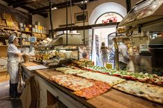 Antico Forno Roscioli • 10 things to do in Rome: Lunch