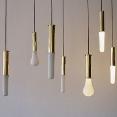 Shades for Make Lamp by Hanieh Heidarabadi  can be custom 3D-printed