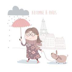 d'Automne à Paris